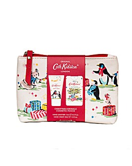 Cath Kidston Festive Cosmetic Pouch