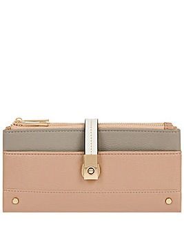 Accessorize Colour Block Wallet