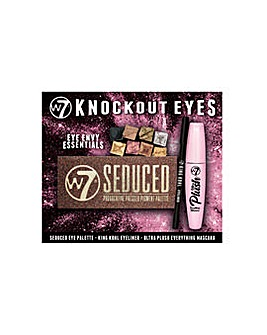 W7 knockout eyes