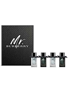 Mr Burberry Mini Giftset