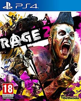 Rage 2 PS4