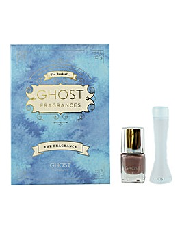 Ghost The Fragrance Eau De Toilette  Ghost Mink Nail Polish Gift Set For Her
