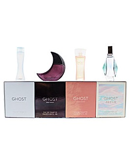 Ghost Miniature Collection Gift Set For Her