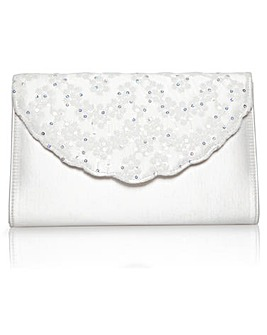 Perfect Nutmeg Clutch Bag