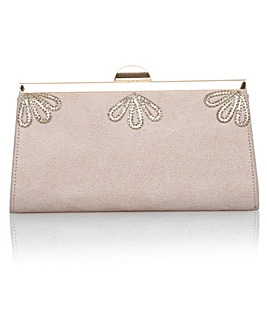 Perfect Sage Clutch Bag