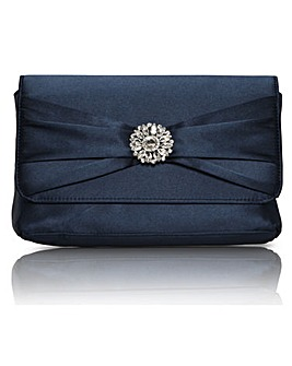Perfect Cerise Clutch Bag