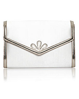 Perfect Clover Clutch Bag