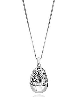 Clogau Floral Egg Locket
