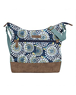 Brakeburn Apple Hobo Bag