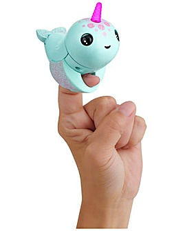 Fingerlings Narwhal Nikki - Turquoise