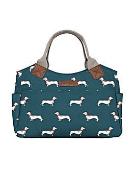 Brakeburn Sausage Dog Day Bag