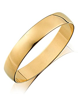 Ladies 9ct Gold Wedding Band