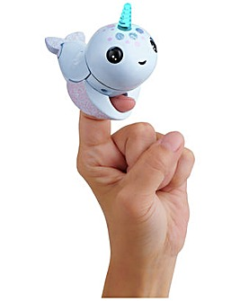 Fingerlings Narwhal - Nori Blue