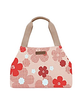 Brakeburn Wild Rose Shoulder Bag