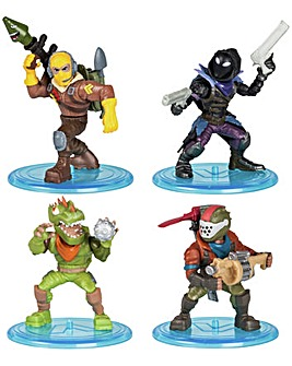 Fortnite Battle Royale Squad Figure Pack