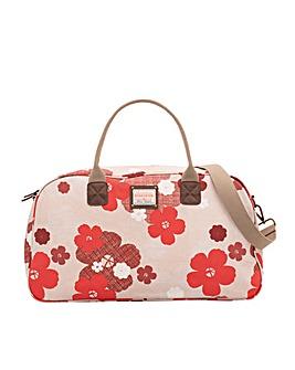 Brakeburn Wild Rose Holdall Bag