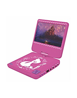 Lexibook Princess Portable DVD Player