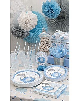 Umbrellaphants Blue Party Pack For 16