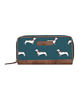 Brakeburn Sausage Dog Purse