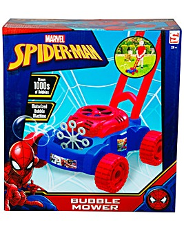 Spiderman Bubble Mower