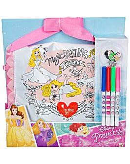 Princess Accessorise Your Own Bag