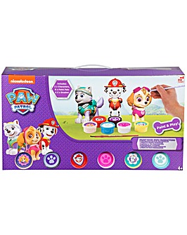 Paw Patrol Paint Your Own Figures Girls