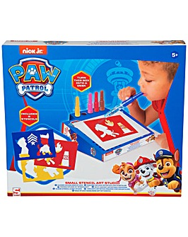 Paw Patrol Stencil Art Studio Small