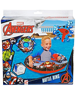 Avengers Single Battle Ring