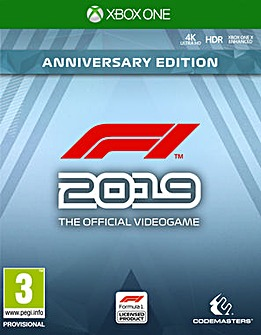F1 2019 Anniversary Edition Xbox One