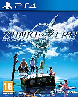 Zanki Zero The Last Beginning PS4