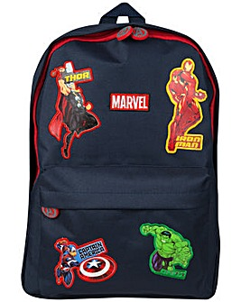 Avengers Patches Backpack