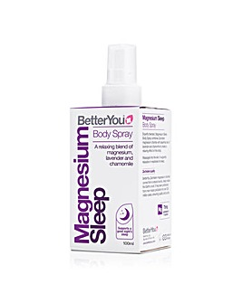 BetterYou Magnesium Sleep Body Spray