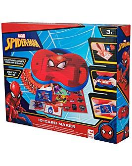 Spiderman Evergreen Creative Card Maker