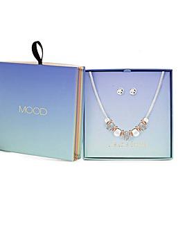 Mood Mix Crystal Link Matching Set