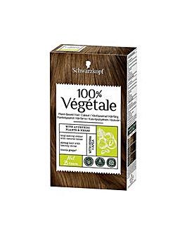 Schwarzkopf 100% Vegetale Hair Dye Nut Brown