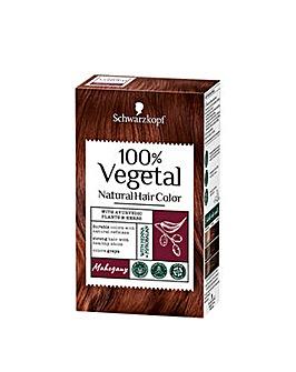 Schwarzkopf 100% Vegetale Hair Dye Mahogany