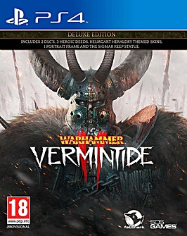 Warhammer Vermintide 2 Deluxe Edition