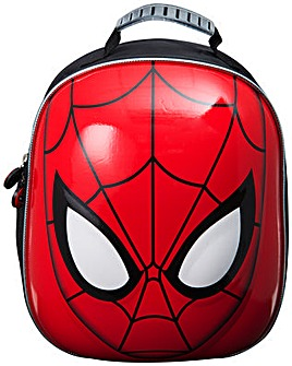 Spiderman Hardshell Backpack
