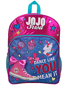 JoJo Large Back Pack With Pocket
