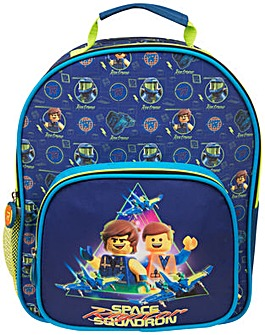 Lego Movie 2 Deluxe Junior Backpack