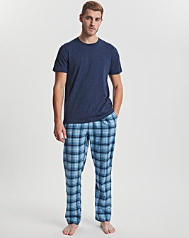 T-shirt and Woven Pant Set