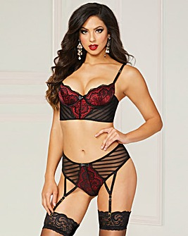 Seven Til Midnight Starstruck Bra Set