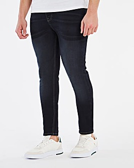 Premium Dark Wash Straight Fit Jean