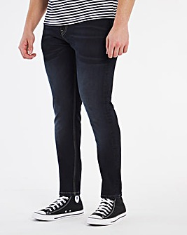 Premium Dark Wash Taper Fit Jean