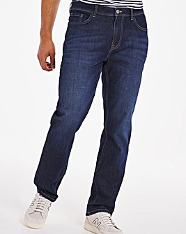 Premium Straight Fit Jean Dark Indigo