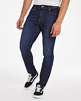 Premium Dark Indigo Slim Fit Jean