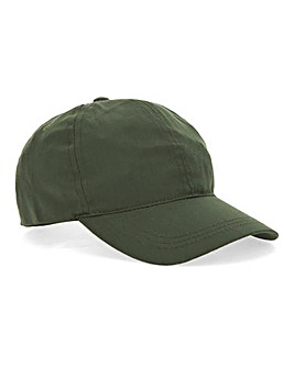 Olive Plain Cap