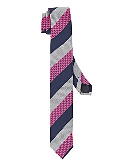 Stripe Slim Tie