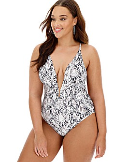 4f4d6ace1bf Plus Size Swimsuits | Padded Swimsuits | Simply Be