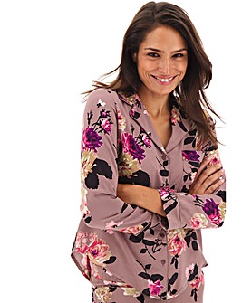 Oasis Lounge Long Sleeve PJ Shirt